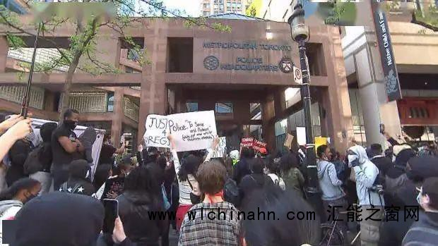 多伦多爆发反对种族主义游行示威!事情的起因是什么?