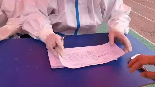大连体育老师设计核酸检测函数表 录入速度升6倍